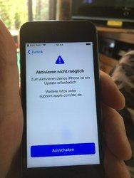 iphone aktivierung erforderlich umgehen