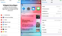 Ios 12 News Als Widget In Ios 12 3 1 Apfeltalk