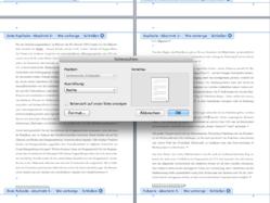Word 2008 Seitenzahl Erst Ab Seite 5 Apfeltalk