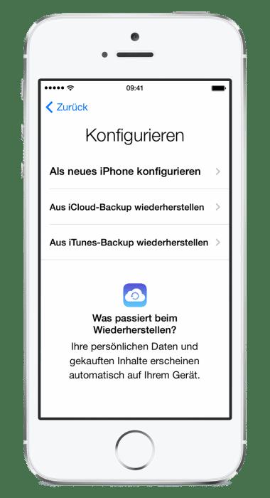 Itunes Iphone Backup Verbindung Getrennt