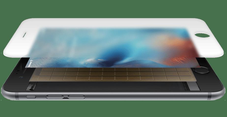 Technológia 3D Touch - svetapple.sk