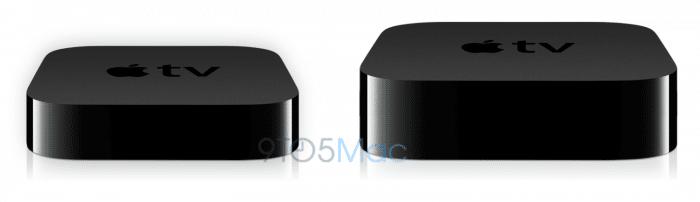 Apple TV 3 & 4 Mockup