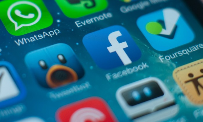 Facebook Homescreen