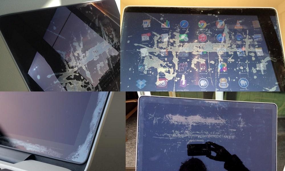 staingate apple startet reparaturprogramm f r macbook bildschirme apfeltalk magazin. Black Bedroom Furniture Sets. Home Design Ideas