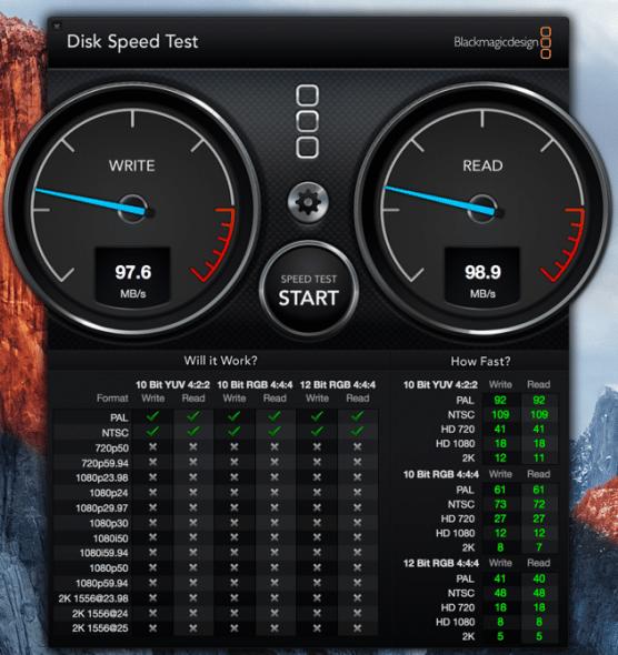 iMac 5K Black Magic Extern