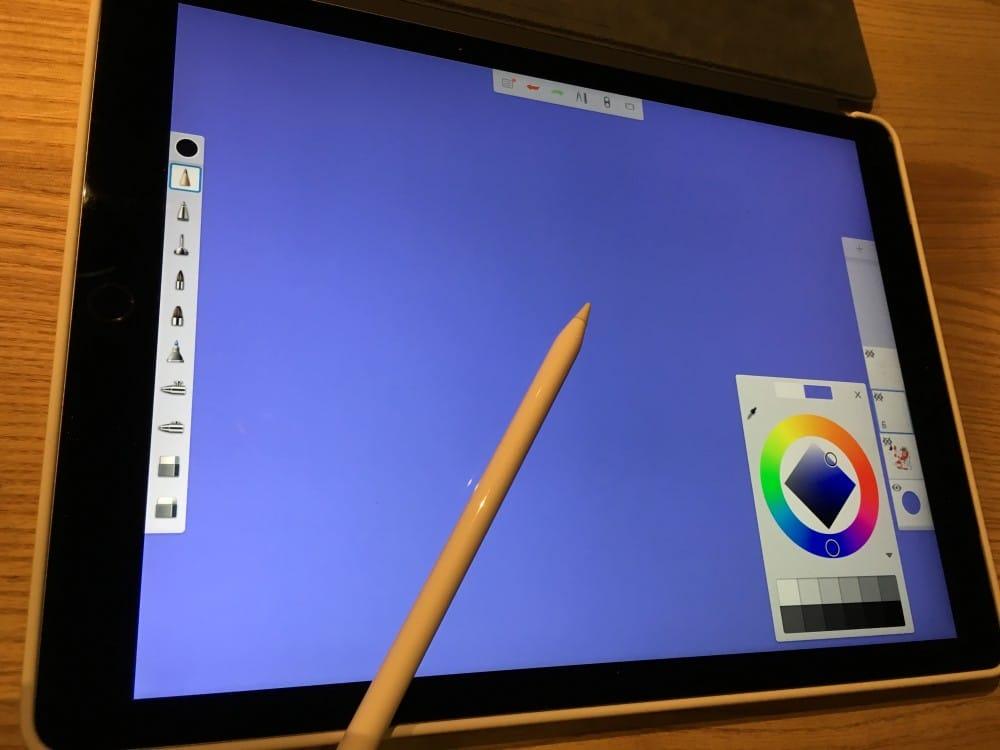how to use sketchbook app
