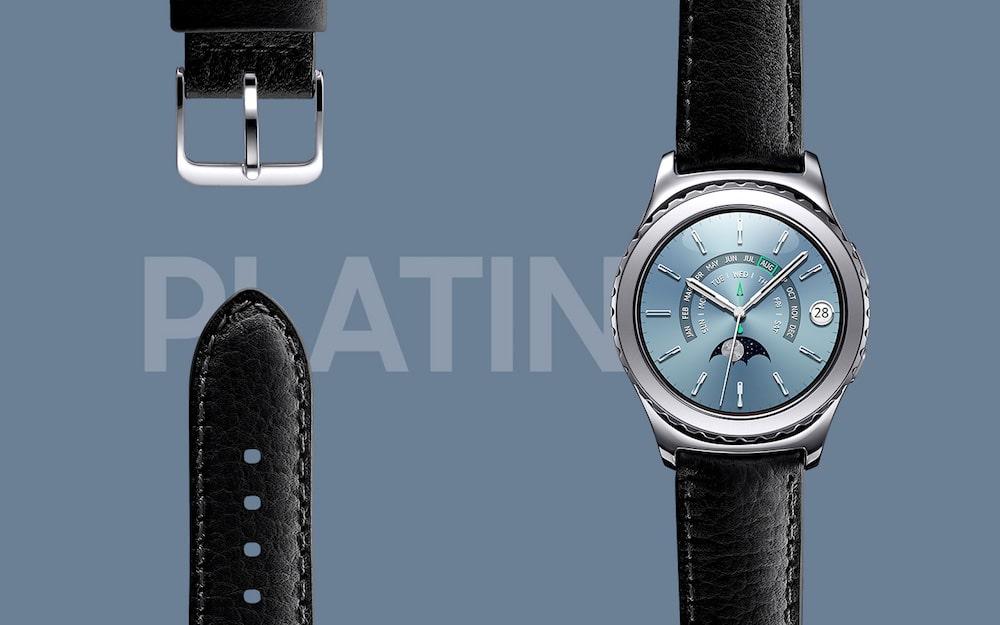 Samsung Gear S2 Platin