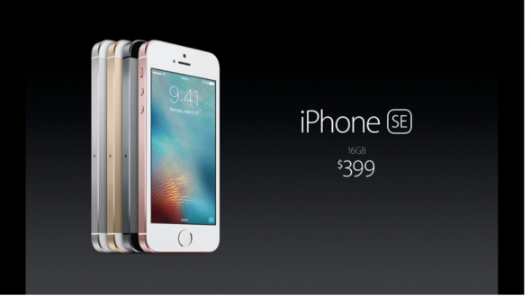 iPhone SE Preis