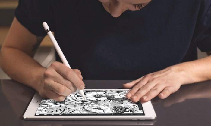 iPad Pro Apple Pencil