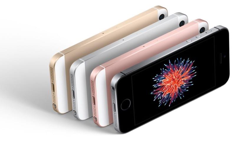Das iPhone SE.