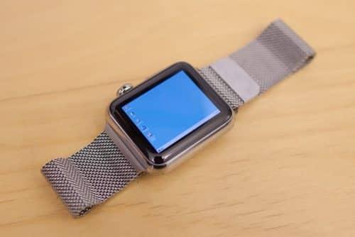 Windows 95 auf der Apple Watch.