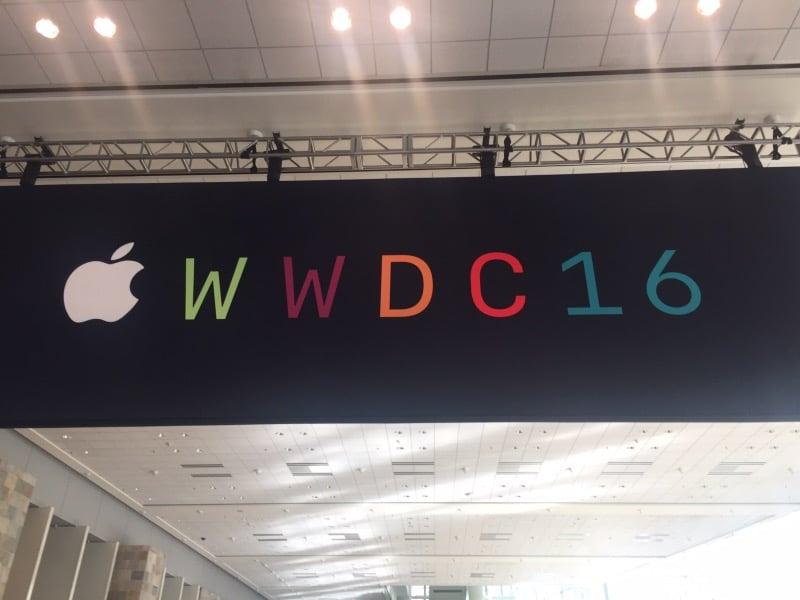 WWDC 2016 adé
