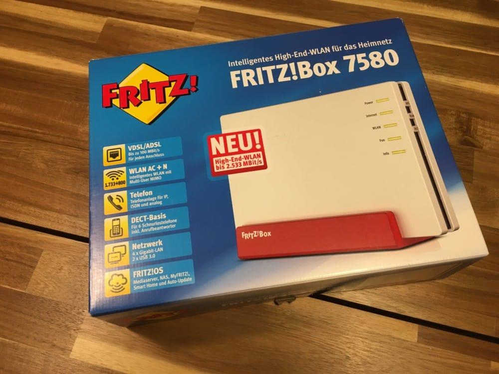 Fritz!Box 7580