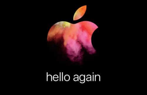 Oktober-Keynote 2016: Mac