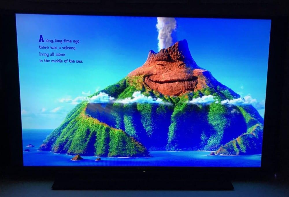 iBooks StoryTime Apple TV