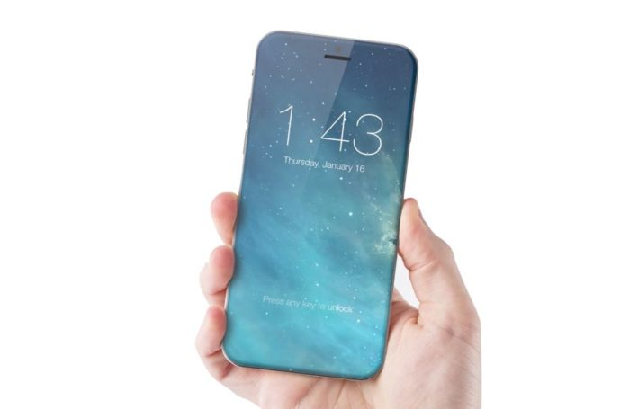 iPhone OLED Display