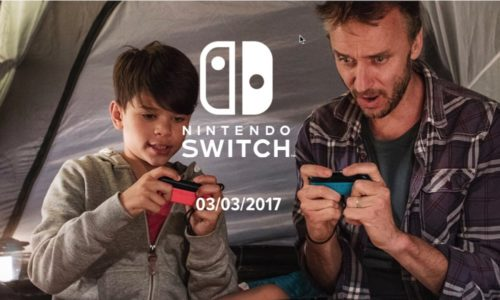 Nintendo Switch Werbung 1
