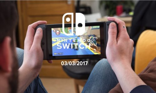 Nintendo Switch Werbung 2
