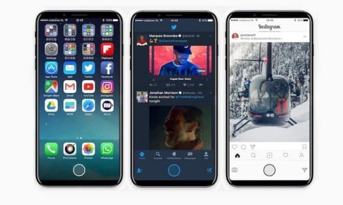 So Spannend Wie Beim Diesjahrigen IPhone Lineup War Es Wohl Schon Lange Nicht Mehr Hiess Zuletzt Dass Das Nachste Bereits Den Namen 8