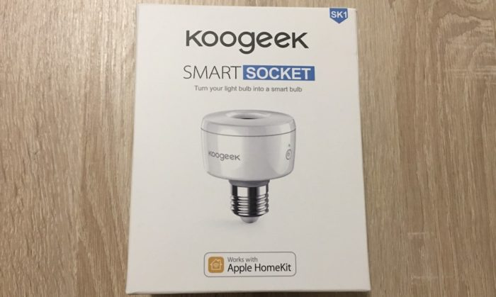 KooGeek Smart Socket Header