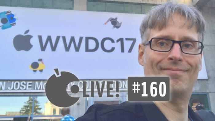 Nach der WWDC Live aus San Jose.