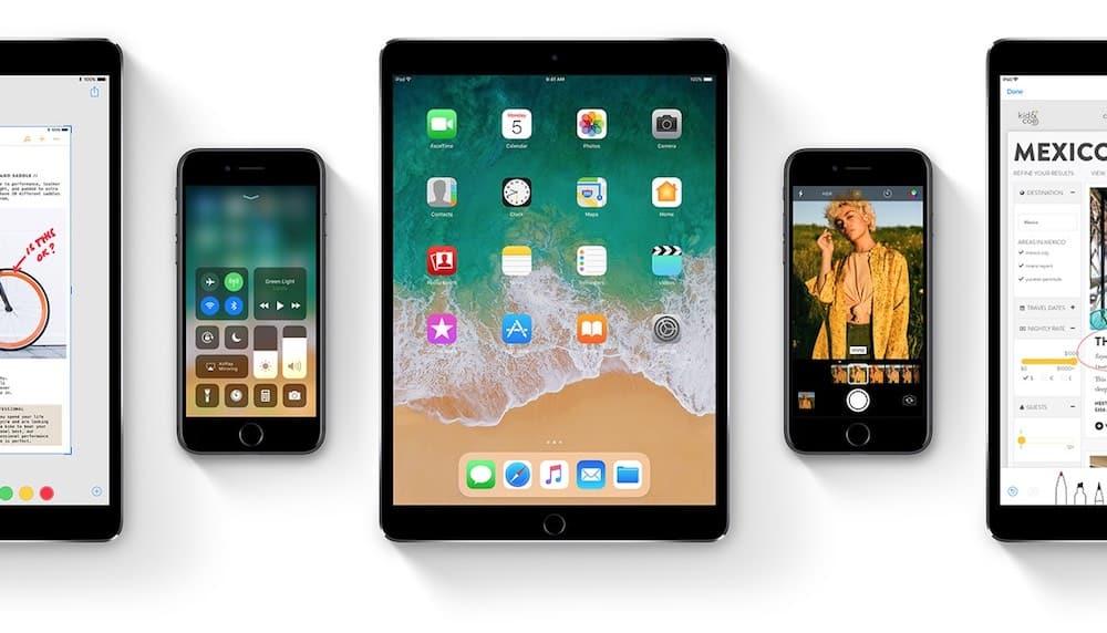 Neue Developer Betas: iOS 11, macOS High Sierra, tvOS 11 und watchOS 4
