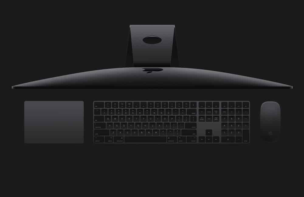 iMac Pro und Zubehör
