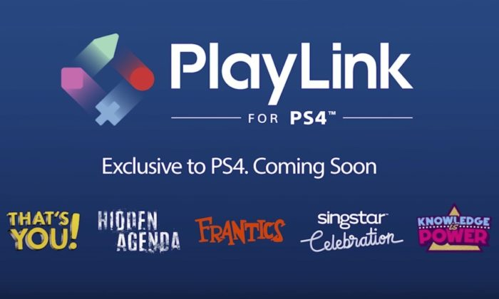 PlayLink für die PlayStation 4