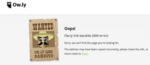 Phishing-Webseite gesperrt