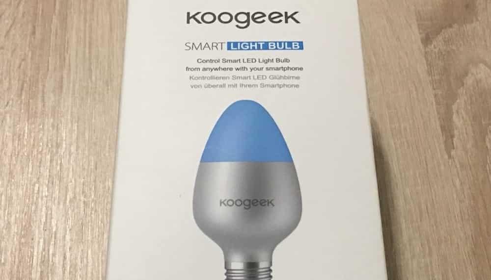 Ausprobiert: Koogeek LB1 – HomeKit Glühbirne