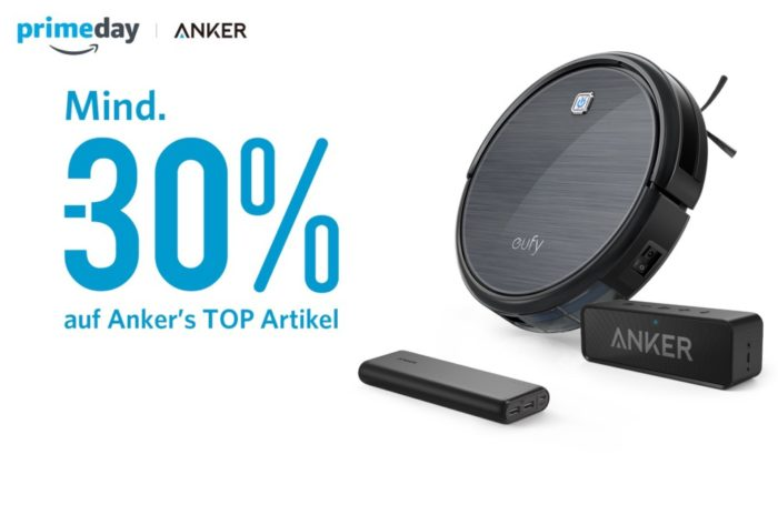 Anker Amazon Prime Day