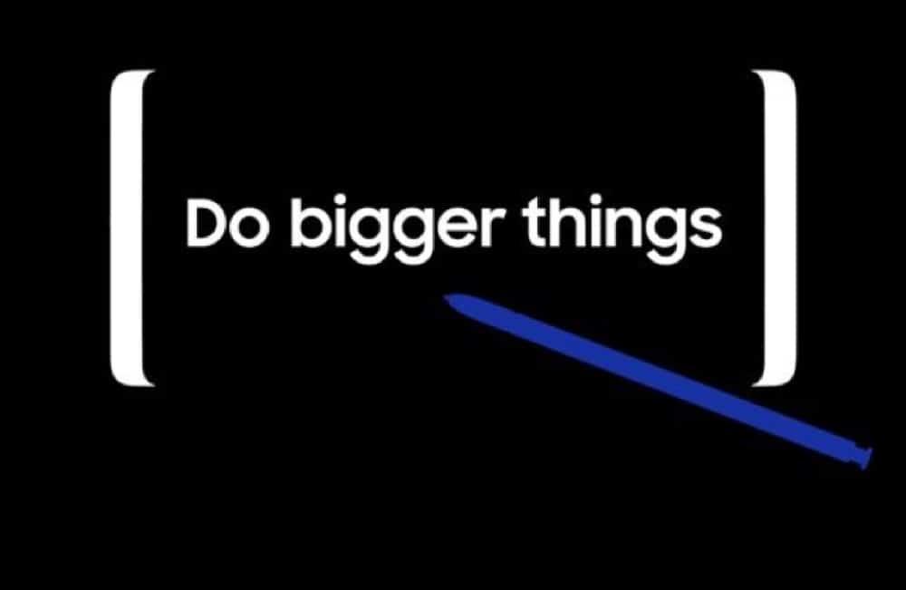 Galaxy Note 8? Samsung kündigt Event für 23. August an