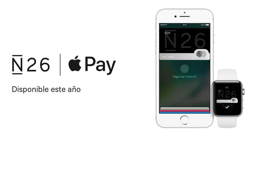 N26 bringt Apple-Pay-Unterstützung auch nach Spanien ...