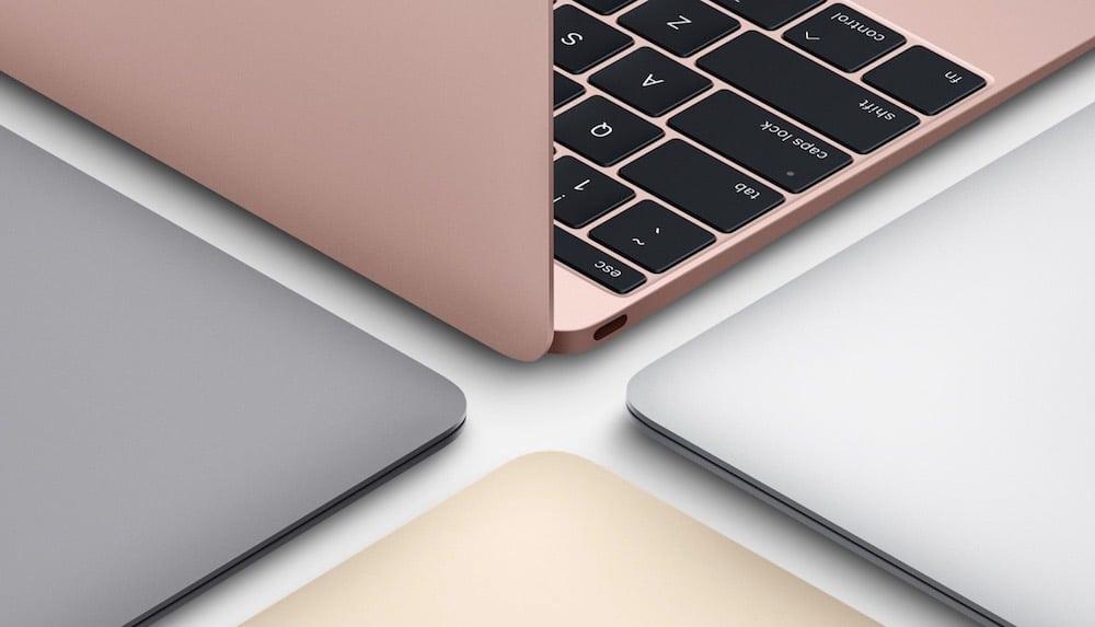 Apple meldet sieben neue MacBooks bei Regulierungsbehörde an