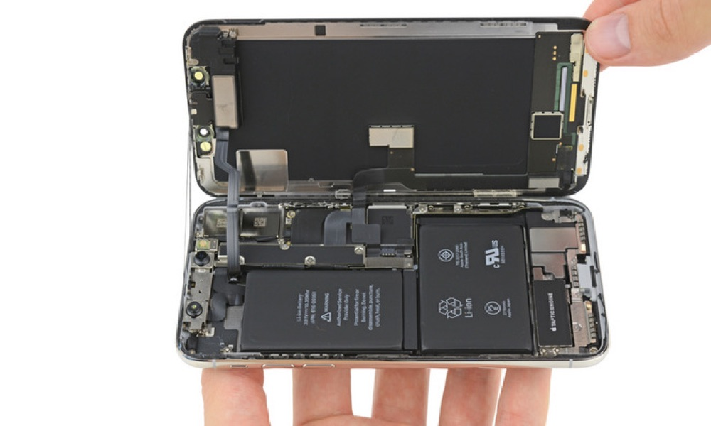iPhone-X-Teardown