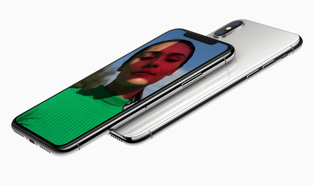 iPhone X Front & Back