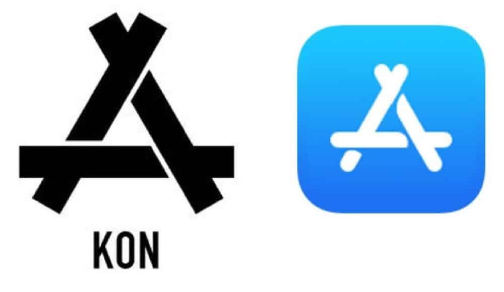 App Store / KON