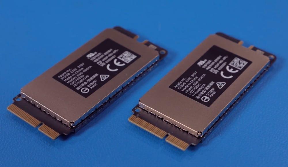 iMac Pro SSD