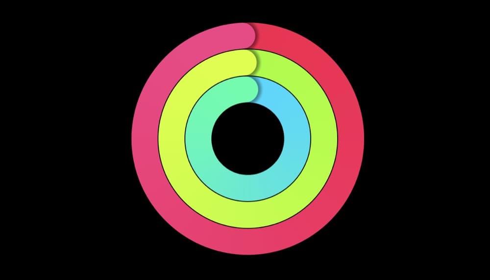 Apple Watch Aktivitätsringe Ringe