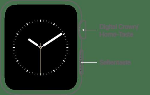 Apple Watch Buttons