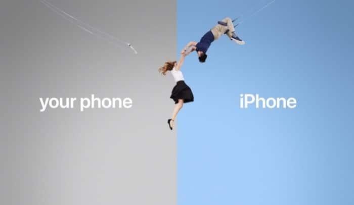 Apple Werbung Werbespot