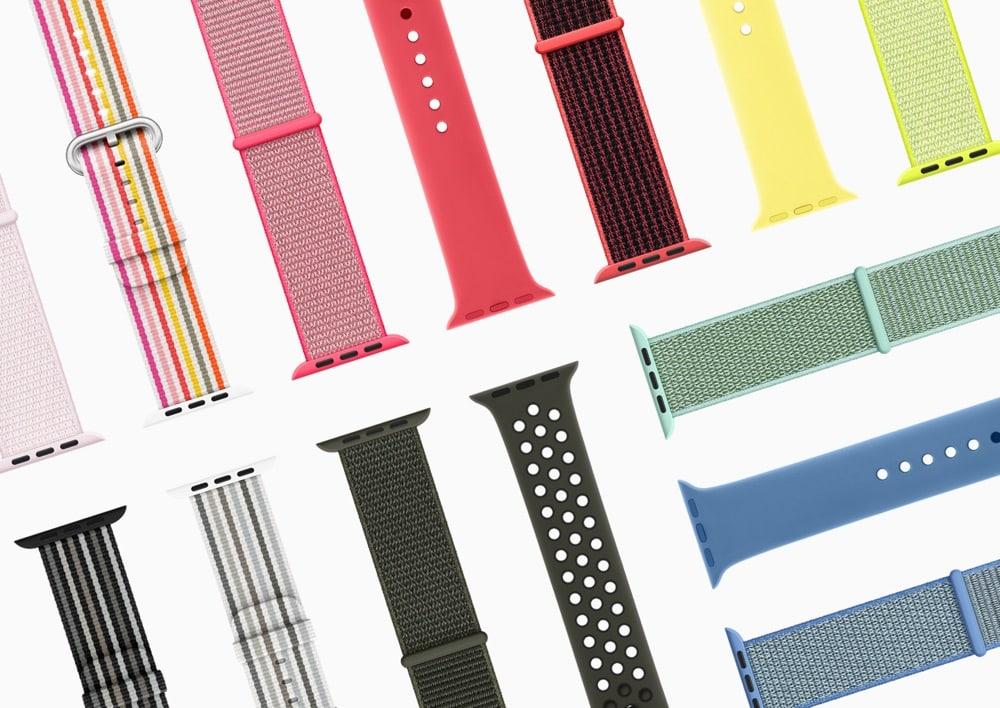 Apple Watch Armbänder Frühlingskollektion