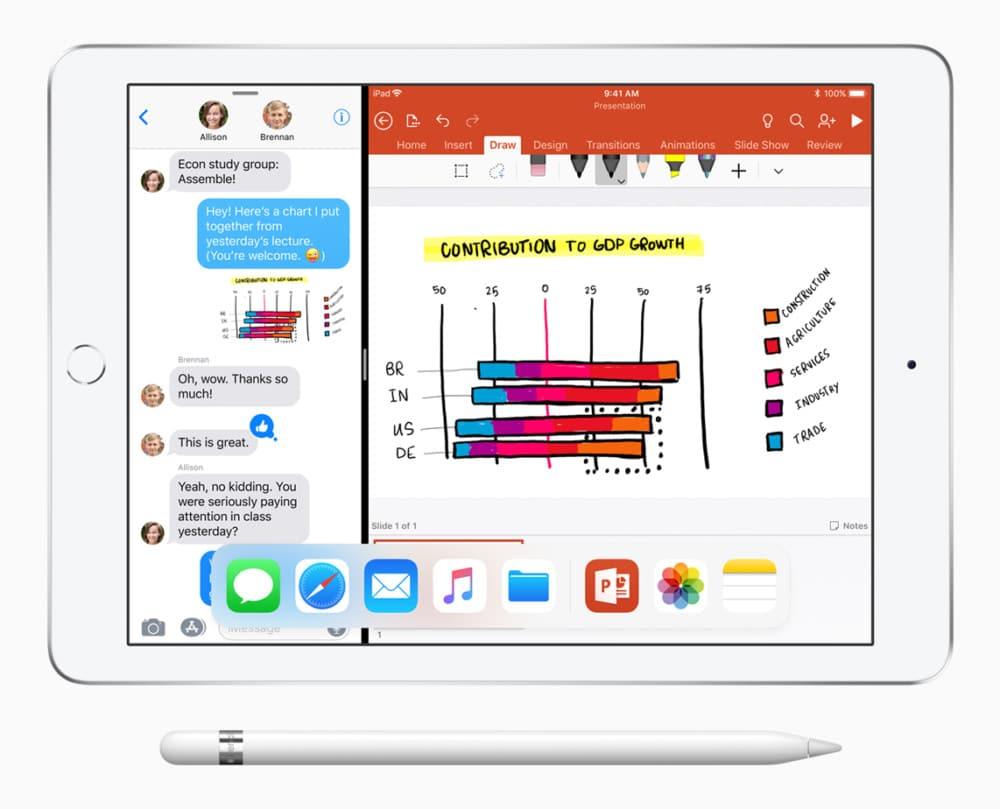 iPad 6. Generation Apple Pencil