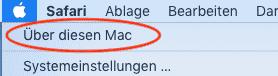 """Der Weg zum Aufräumen führt """"über diesen Mac"""""""