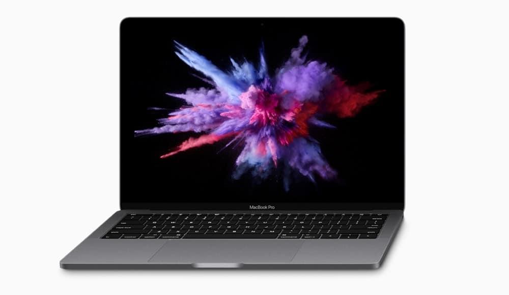 "MacBook Pro 13"" (ohne Touch Bar)"
