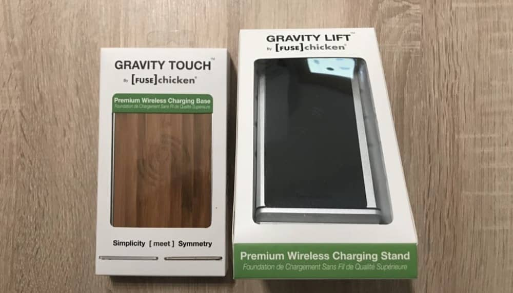 Fuse Chicken Qi Charger Cover