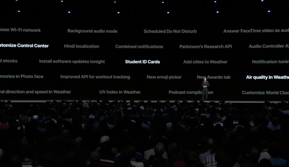 watchOS 5 Features