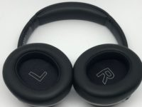 Kopfhörer Innenseite