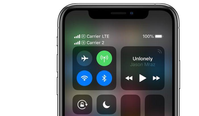 iPhone Dual-SIM eSIM