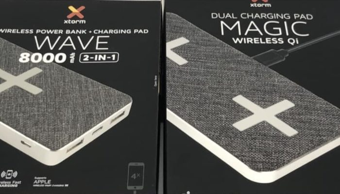 Xtorm Qi Powerwave Cover